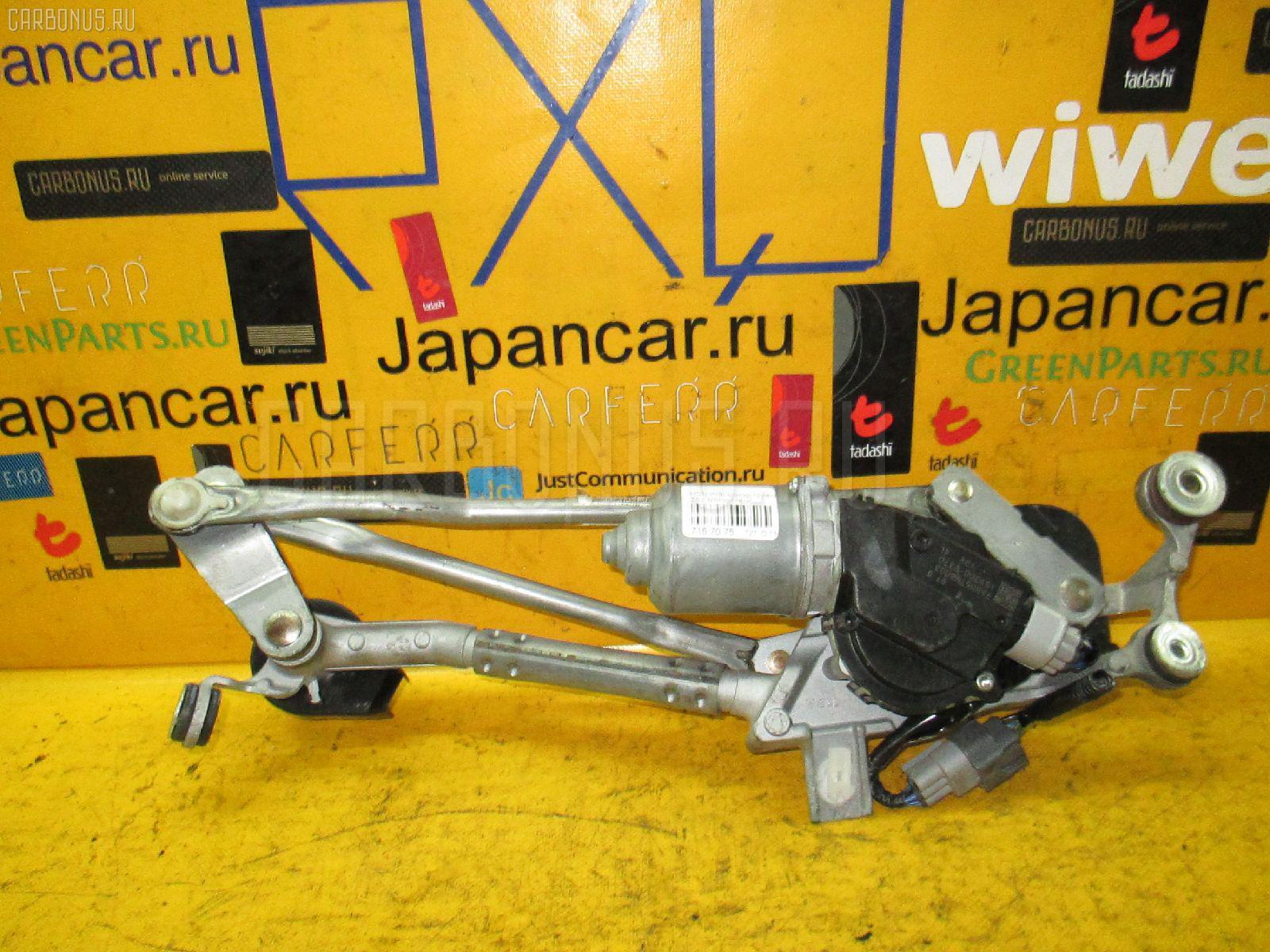 Мотор привода дворников HONDA INSIGHT ZE2 Фото 1