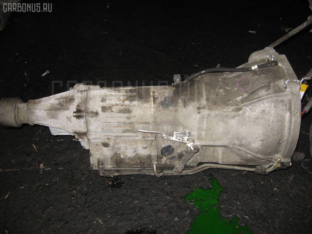 КПП автоматическая TOYOTA MARK II BLIT GX110W 1G-FE Фото 3