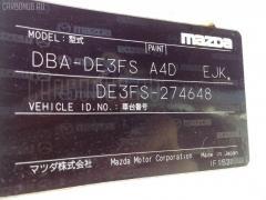 Педаль подачи топлива MAZDA DEMIO DE3FS ZJ-VE Фото 7