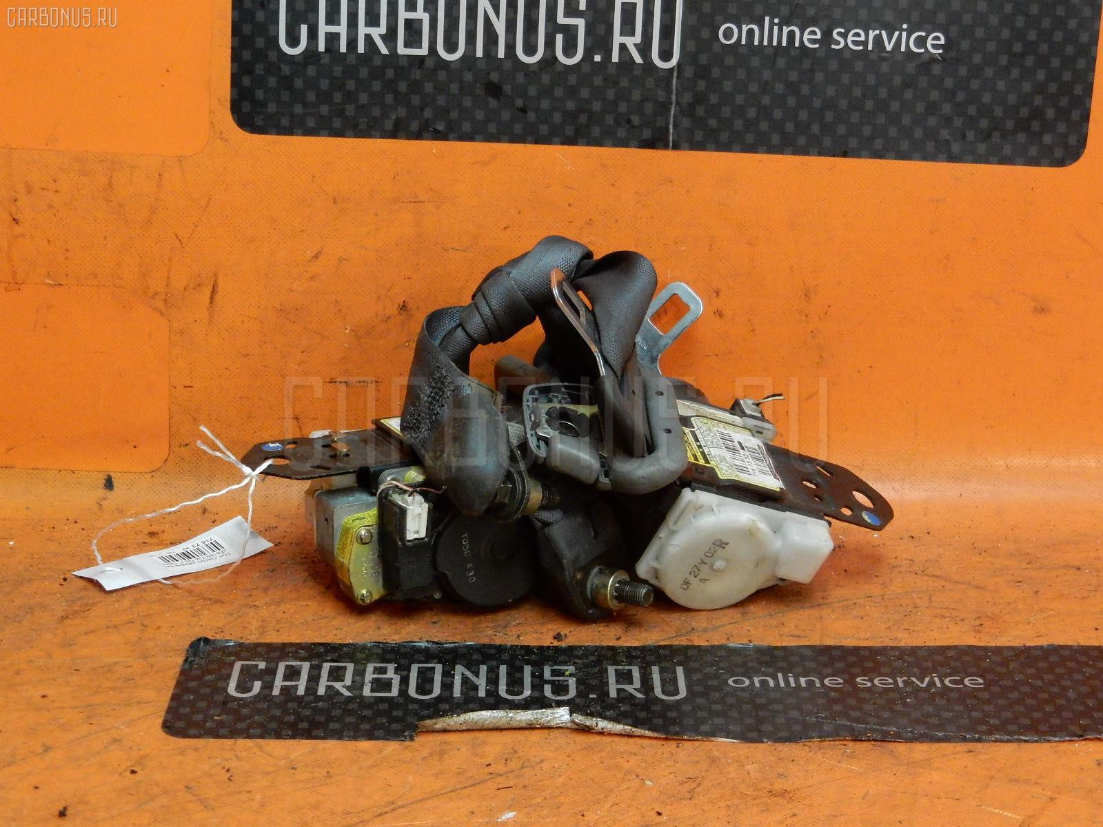 Ремень безопасности TOYOTA CROWN JZS155 2JZ-GE. Фото 2