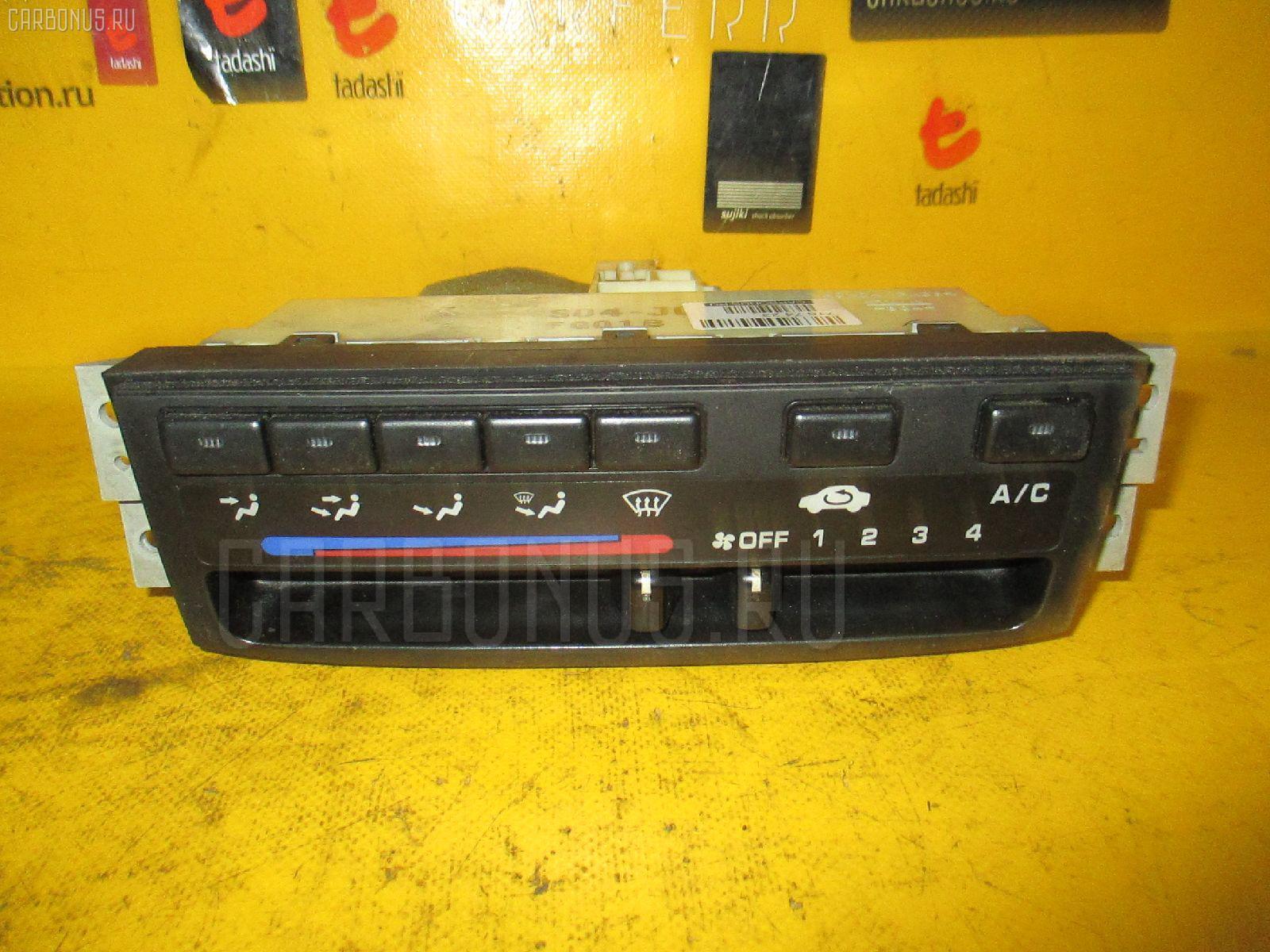 Блок управления климатконтроля HONDA PARTNER EY7 D15B. Фото 6