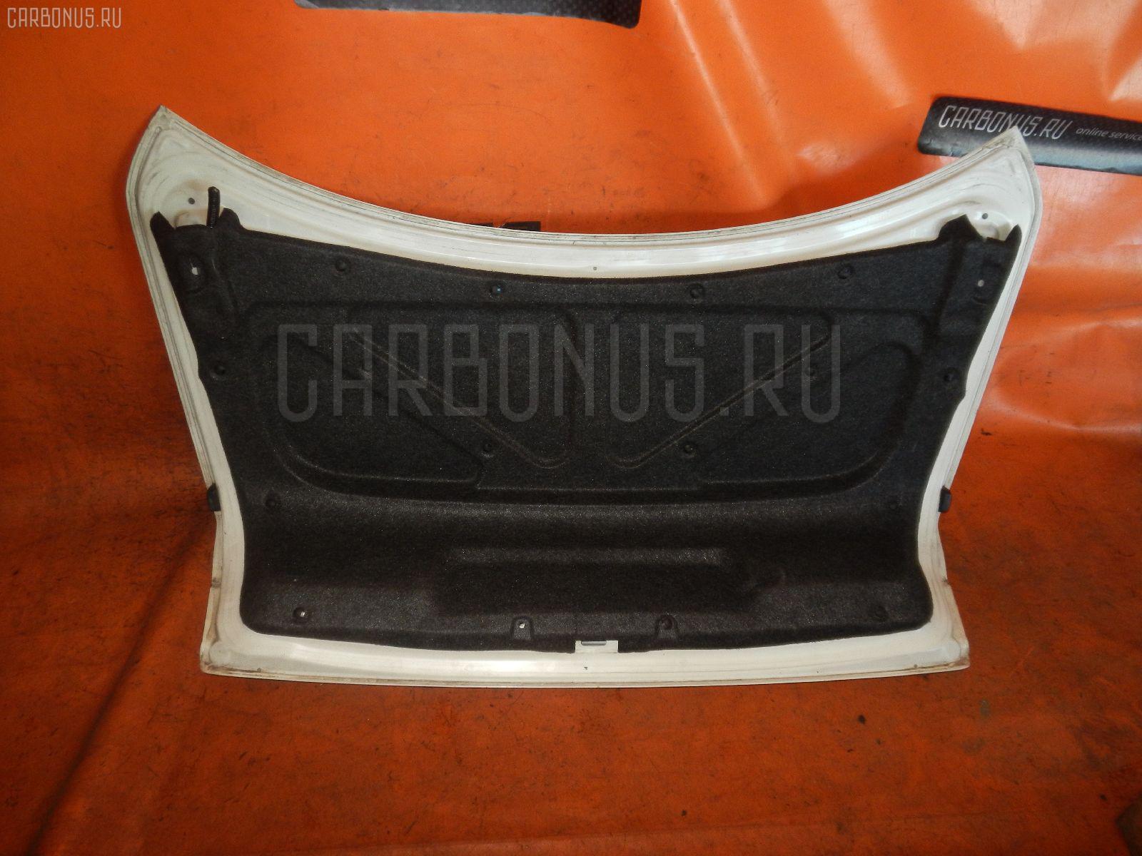 Крышка багажника TOYOTA MARK II GX100. Фото 5