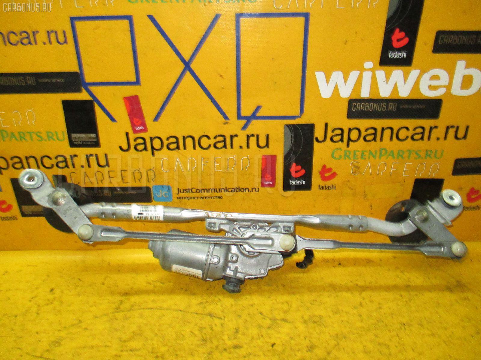 Мотор привода дворников DAIHATSU ESSE L235S Фото 2