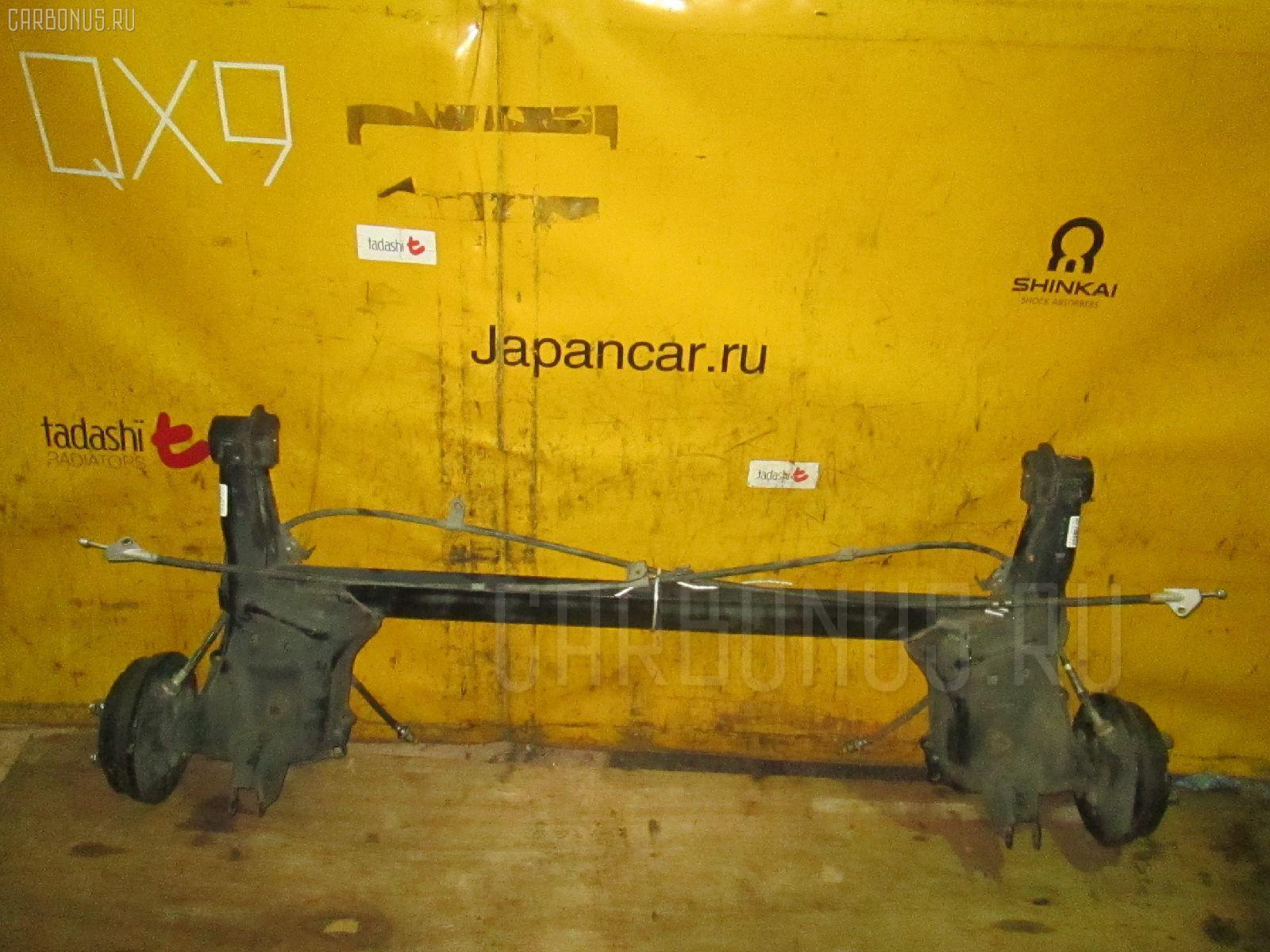 Балка подвески DAIHATSU ESSE L235S KF-VE Фото 3
