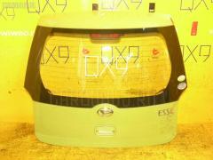 Дверь задняя Daihatsu Esse L235S Фото 2