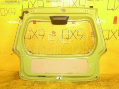 Дверь задняя Daihatsu Esse L235S Фото 1