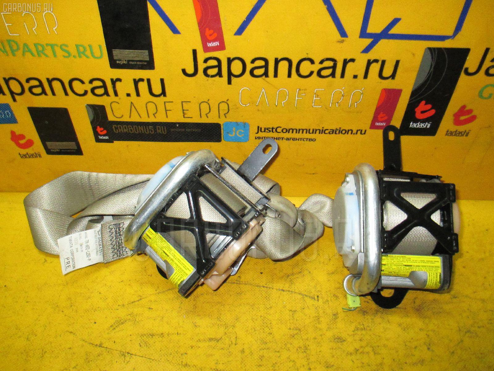 Ремень безопасности DAIHATSU ESSE L235S KF-VE Фото 2