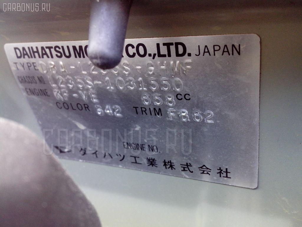 Панель приборов DAIHATSU ESSE L235S Фото 3
