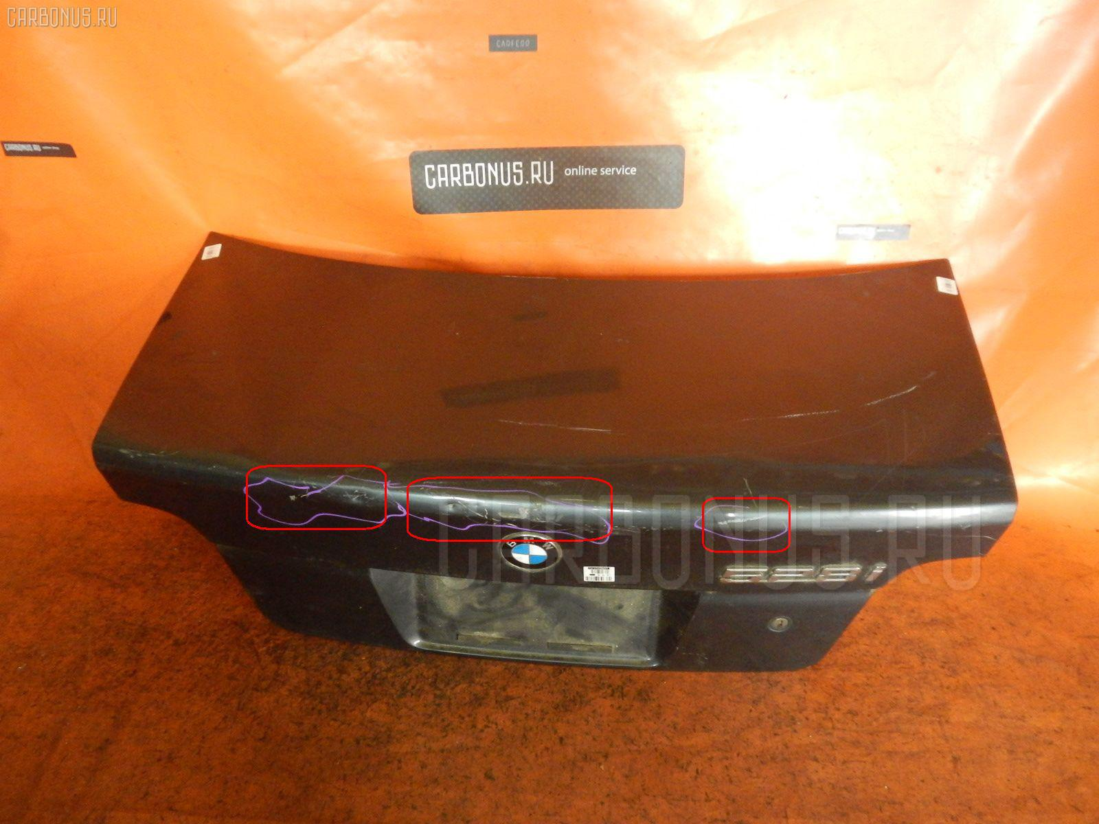 Крышка багажника BMW 5-SERIES E39-DD61 Фото 1