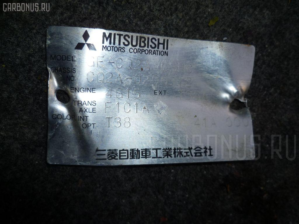 КПП автоматическая MITSUBISHI MIRAGE DINGO CQ2A 4G15 Фото 1