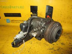 Компрессор кондиционера NISSAN MOCO MG22S K6A Фото 3