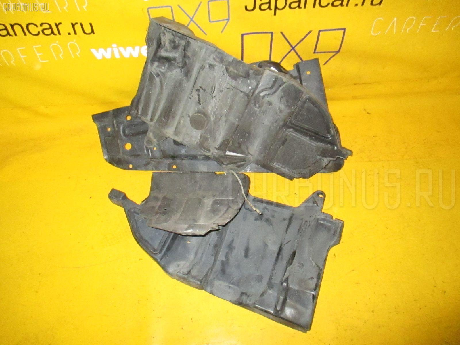 Защита двигателя MITSUBISHI CHARIOT GRANDIS N84W 4G64. Фото 6