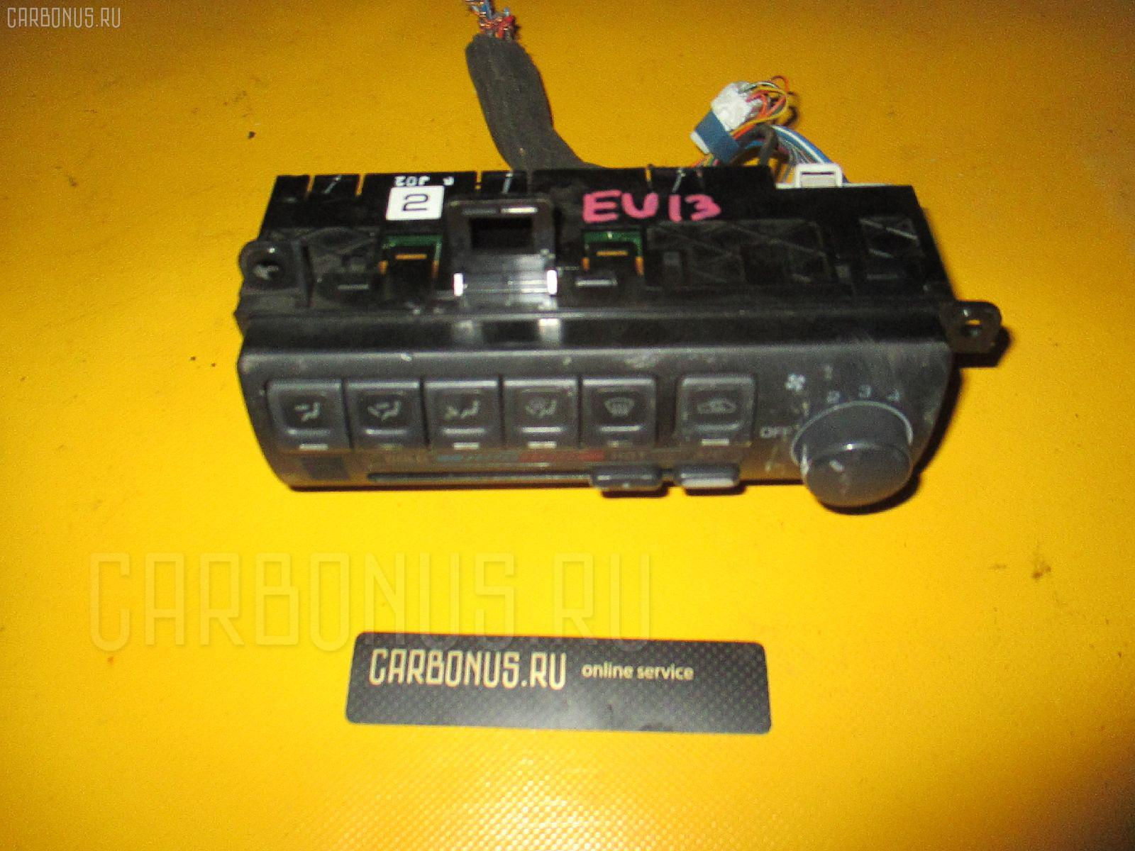 Блок управления климатконтроля NISSAN BLUEBIRD EU13 SR18DE Фото 1