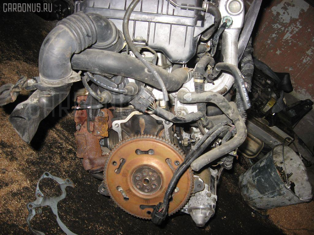 Двигатель SUZUKI KEI HN11S F6A-T Фото 8