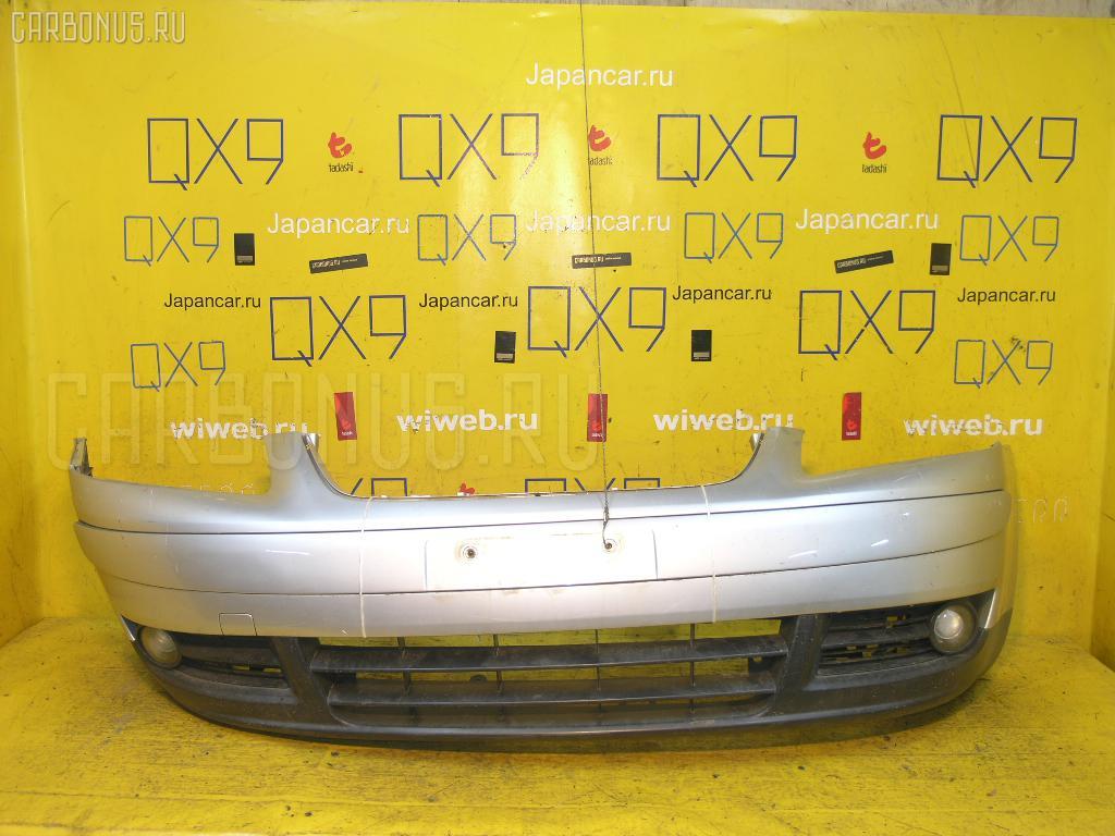 Бампер VOLKSWAGEN TOURAN 1TBLX Фото 1