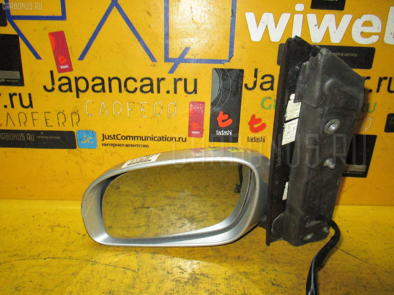 Зеркало двери боковой VOLKSWAGEN TOURAN 1TBLX Фото 2