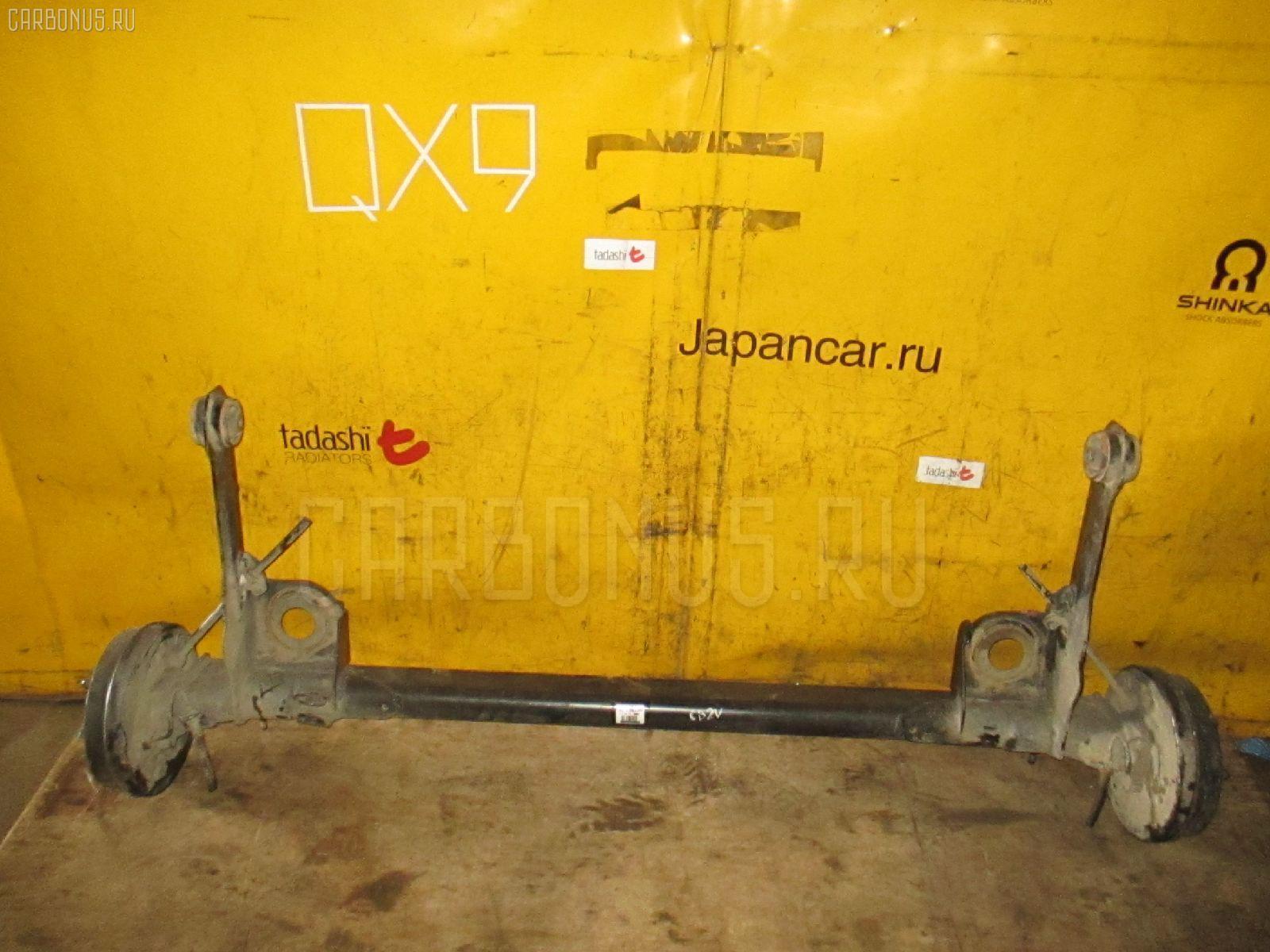 Балка подвески MITSUBISHI LIBERO CB2V 4G15. Фото 6
