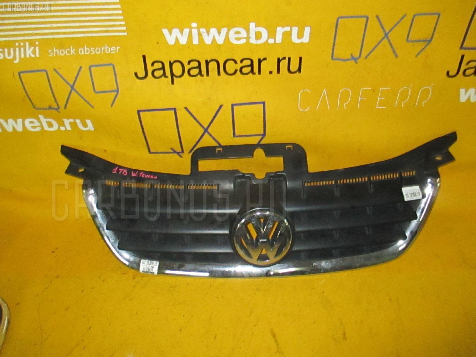Решетка радиатора Volkswagen Touran 1TAXW Фото 1