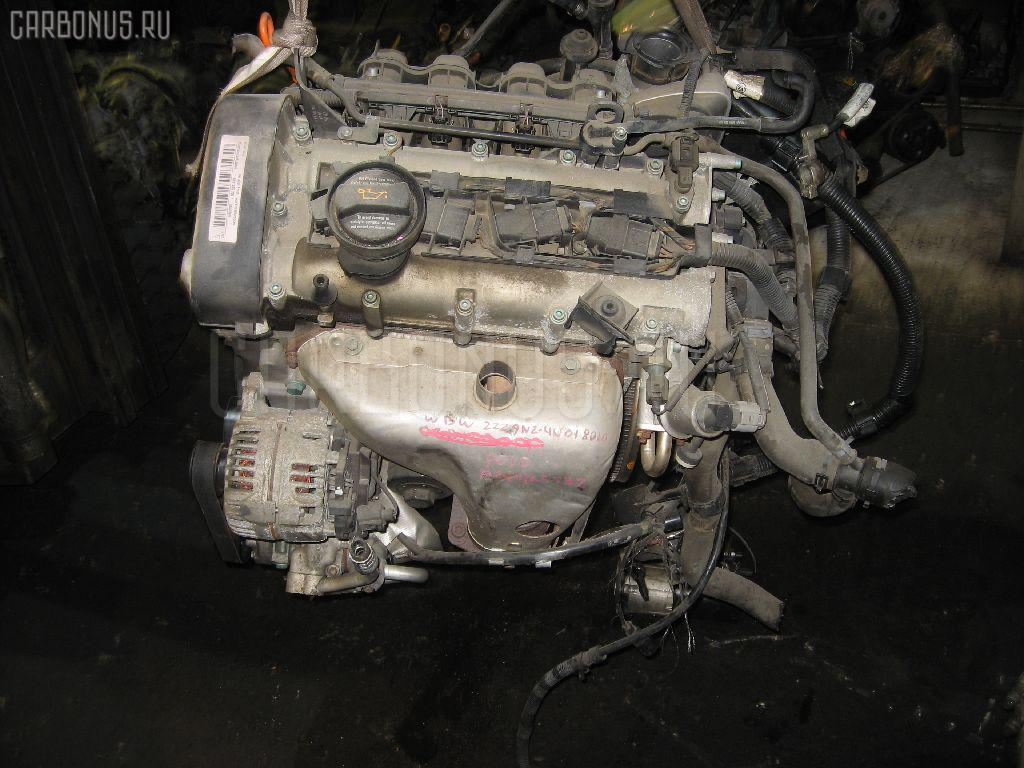 Двигатель VOLKSWAGEN POLO 9NBBY BBY. Фото 2