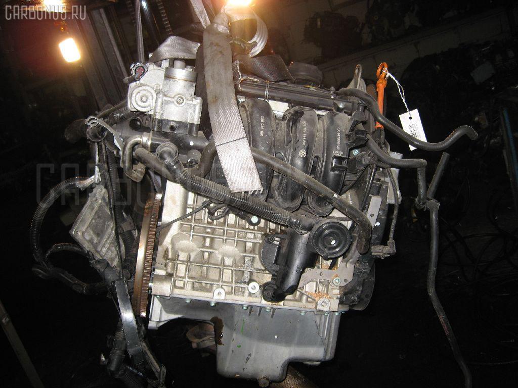 Двигатель VOLKSWAGEN POLO 9NBKY BKY Фото 2