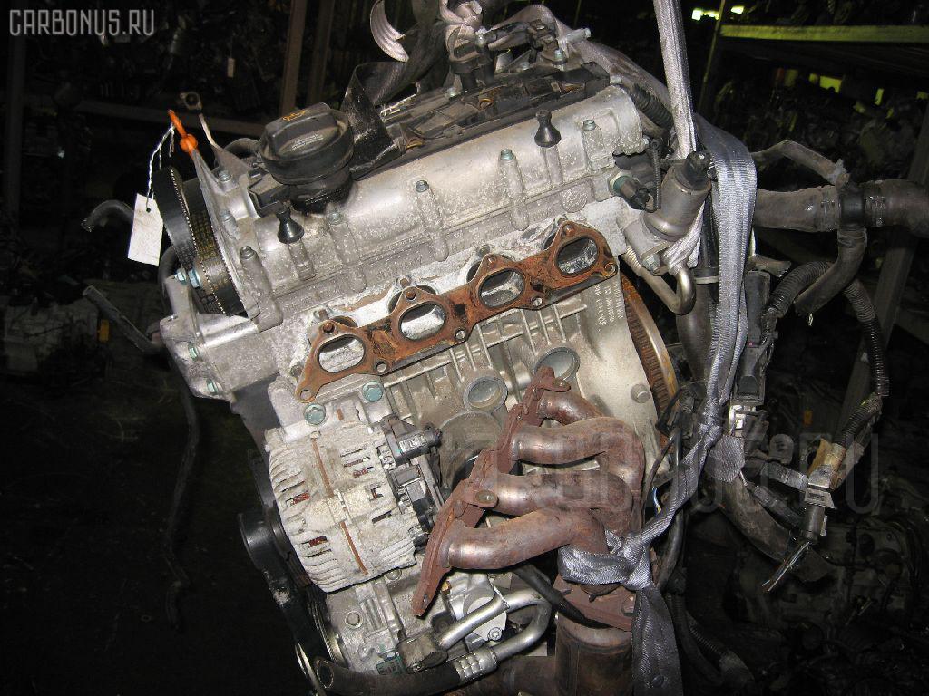 Двигатель VOLKSWAGEN POLO 9NBKY BKY Фото 4