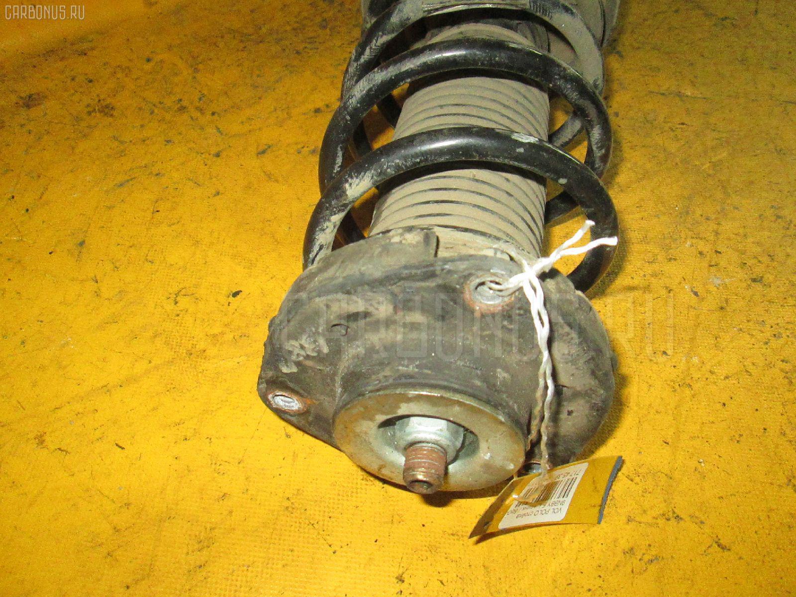 Стойка амортизатора Volkswagen Polo 9NBBY BBY Фото 1
