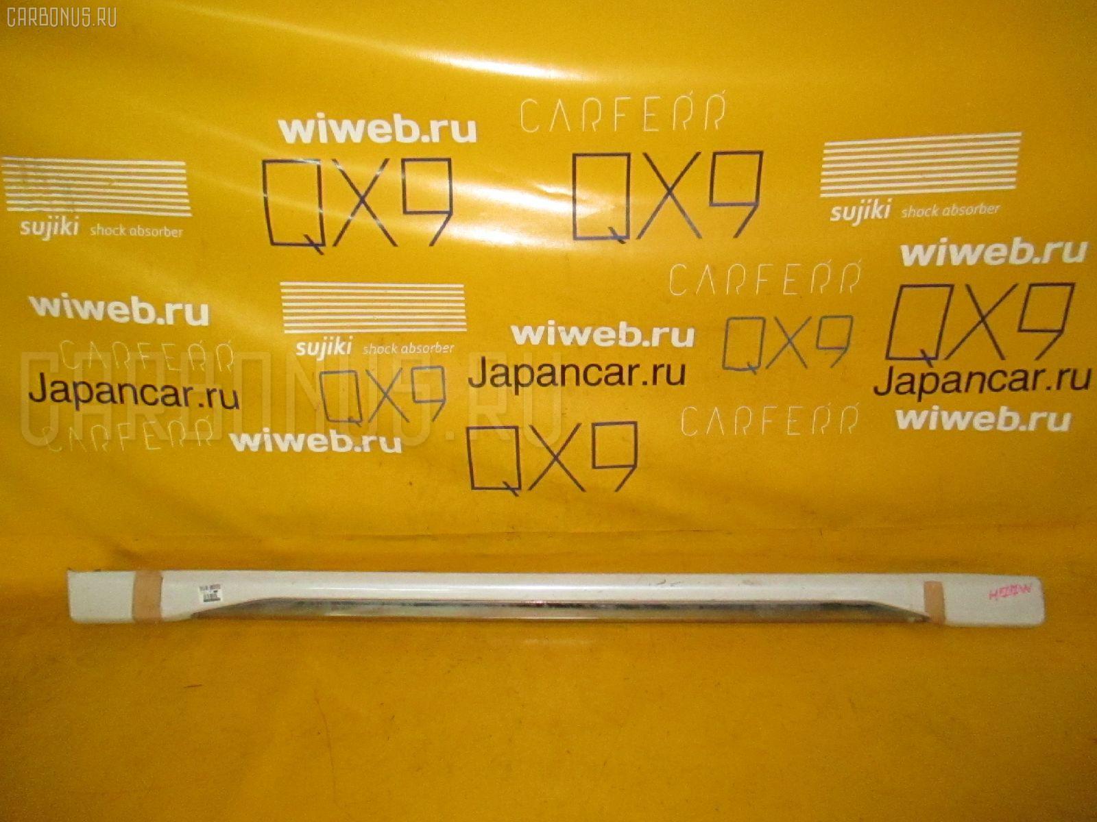 Порог кузова пластиковый ( обвес ) MITSUBISHI PAJERO IO H77W. Фото 3