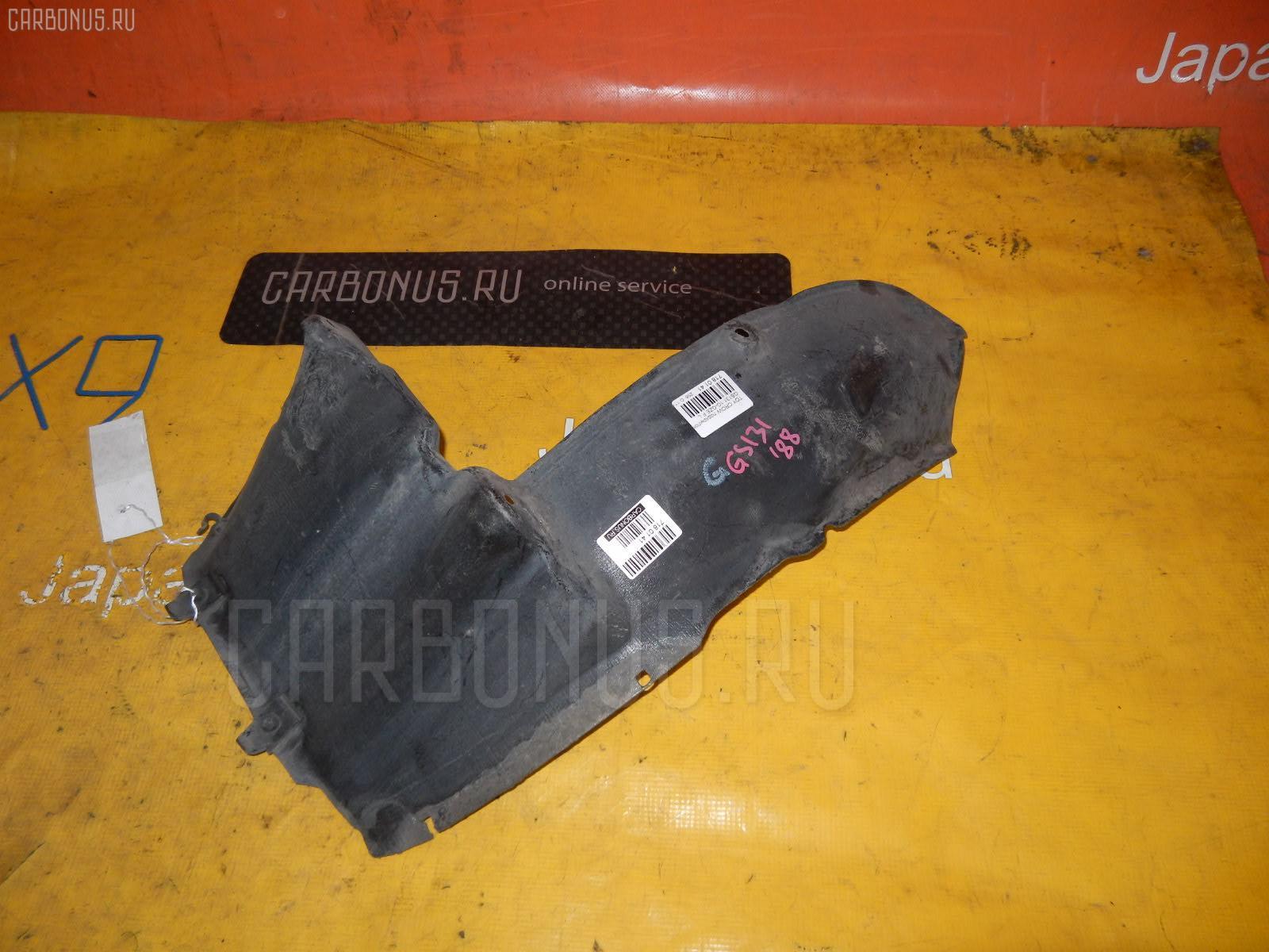 Подкрылок TOYOTA CROWN GS131 1G-GZE Фото 1