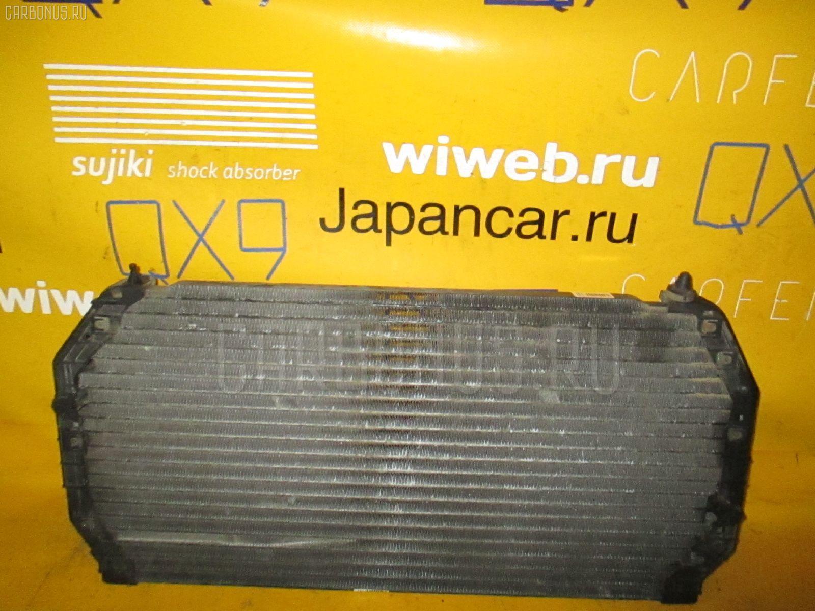 Радиатор кондиционера TOYOTA CORONA ST191 3S-FE. Фото 3