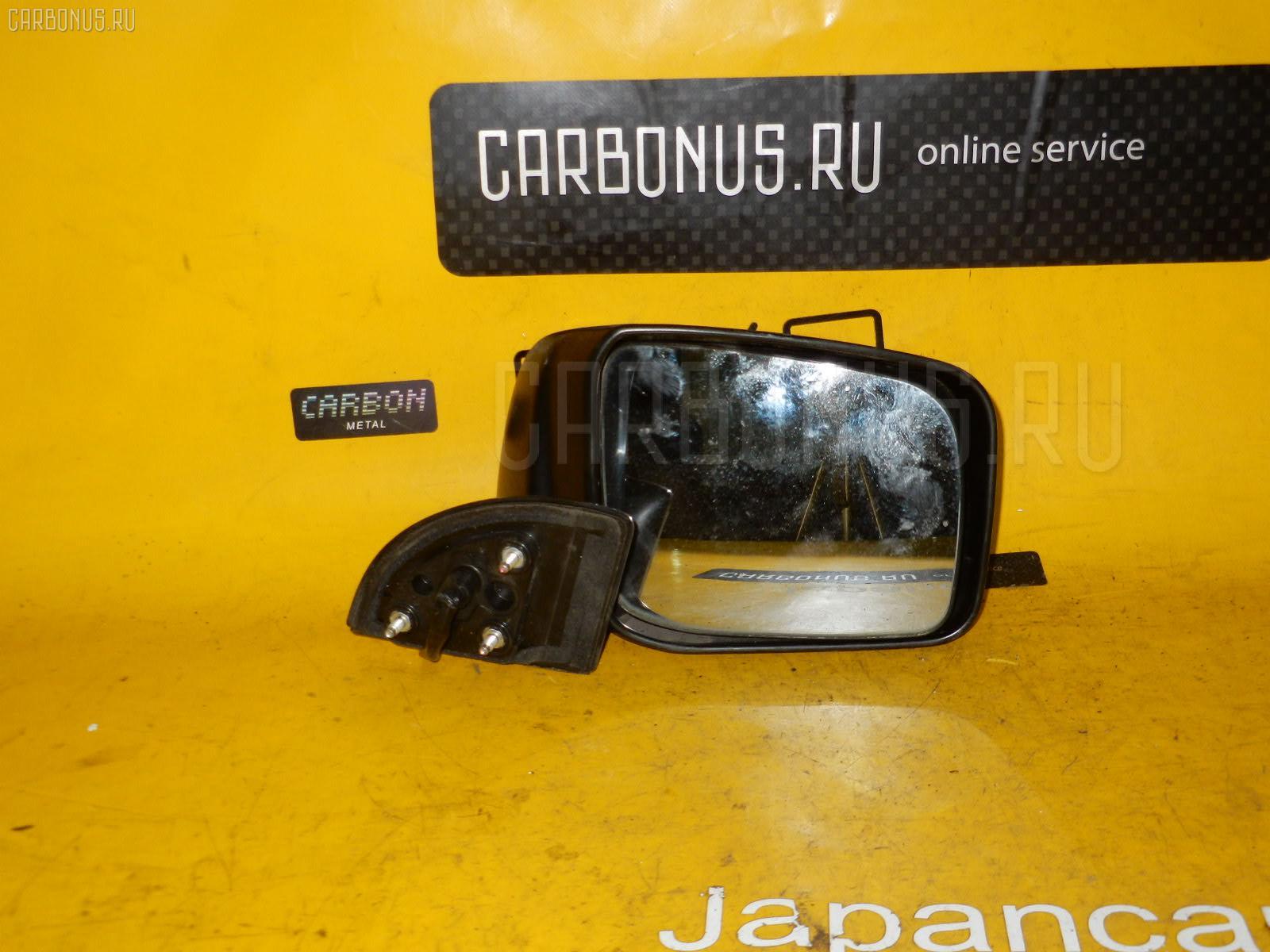 Зеркало двери боковой Nissan Lafesta B30 Фото 1