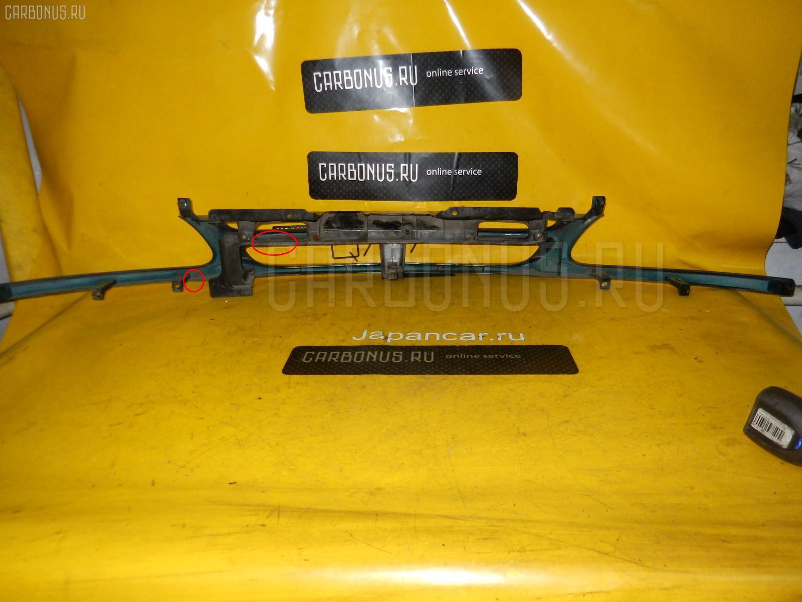 Решетка радиатора NISSAN SERENA KVC23. Фото 2