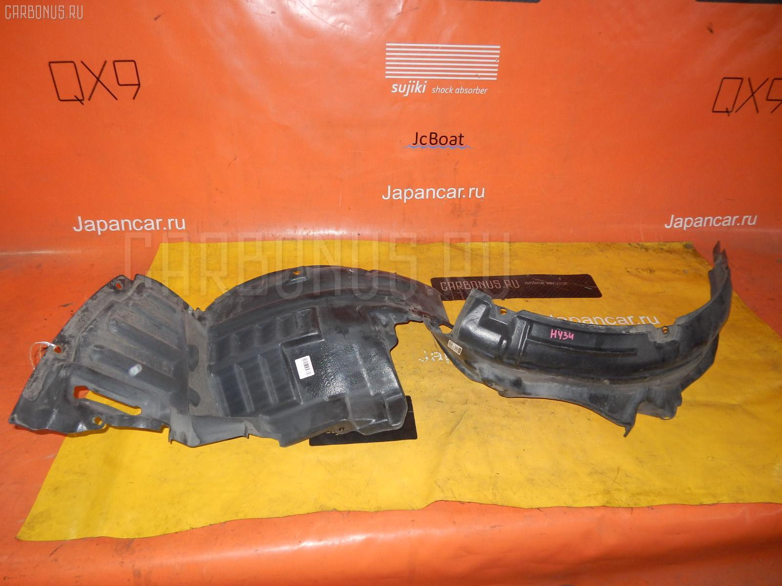 Подкрылок NISSAN GLORIA HY34 VQ30DD Фото 1