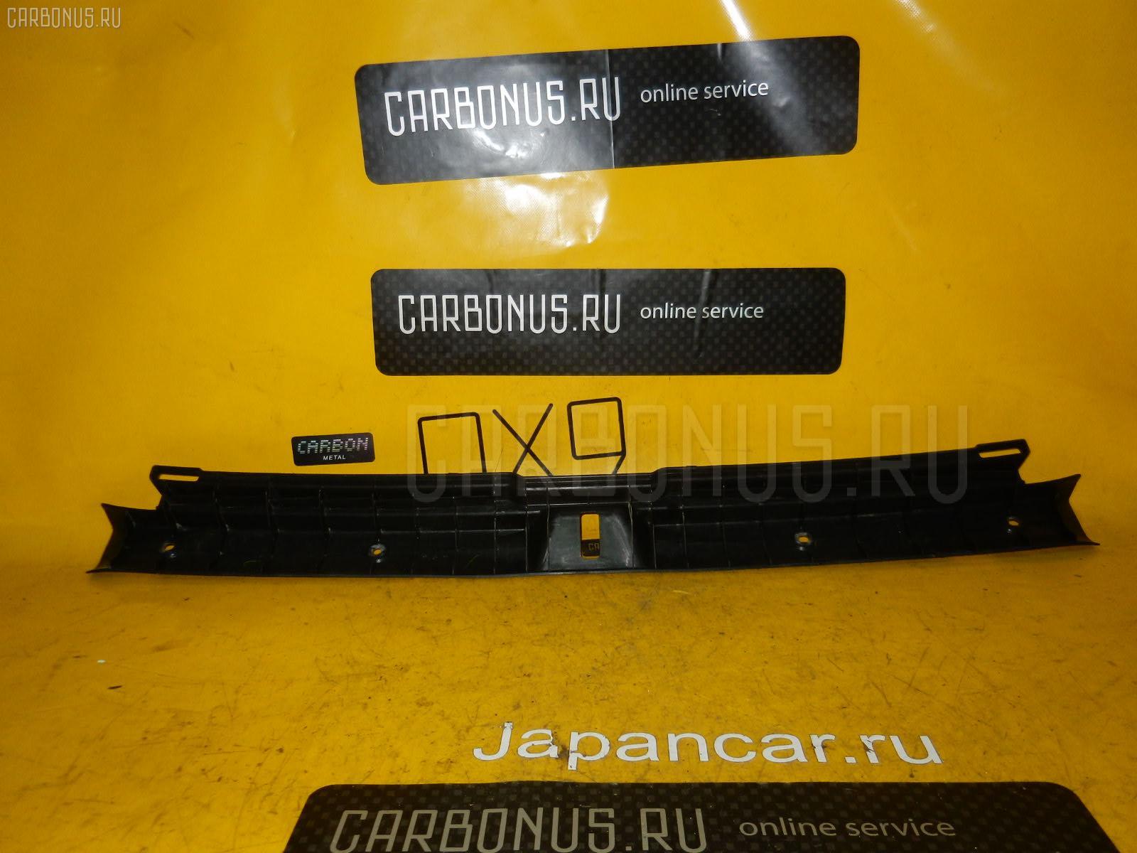 Обшивка багажника Toyota Corolla fielder ZZE122G Фото 1