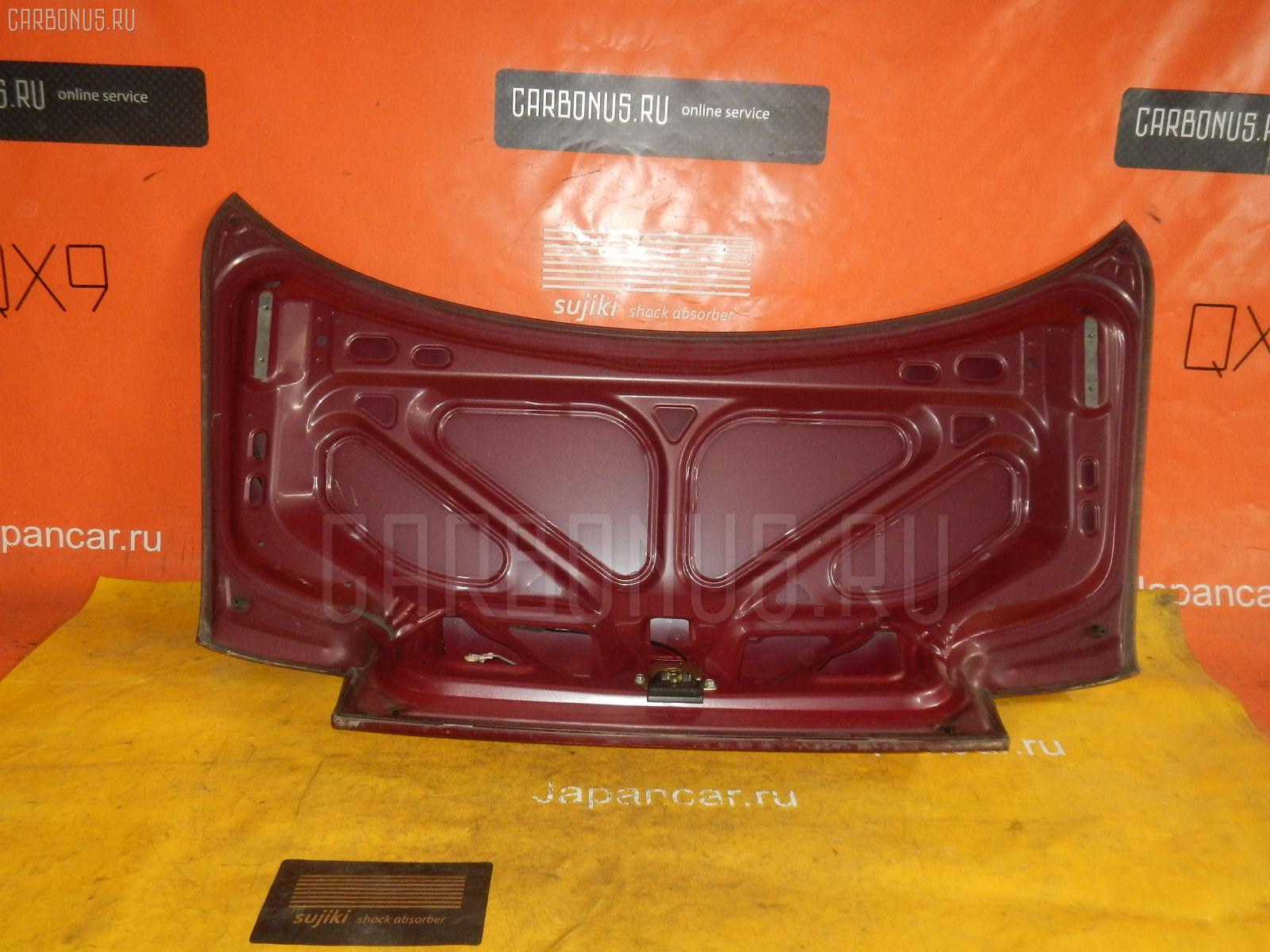 Крышка багажника Toyota Carina AT192 Фото 1
