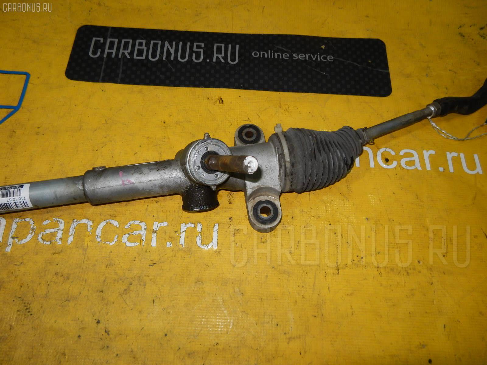 Рулевая рейка TOYOTA PASSO QNC10 K3-VE Фото 2