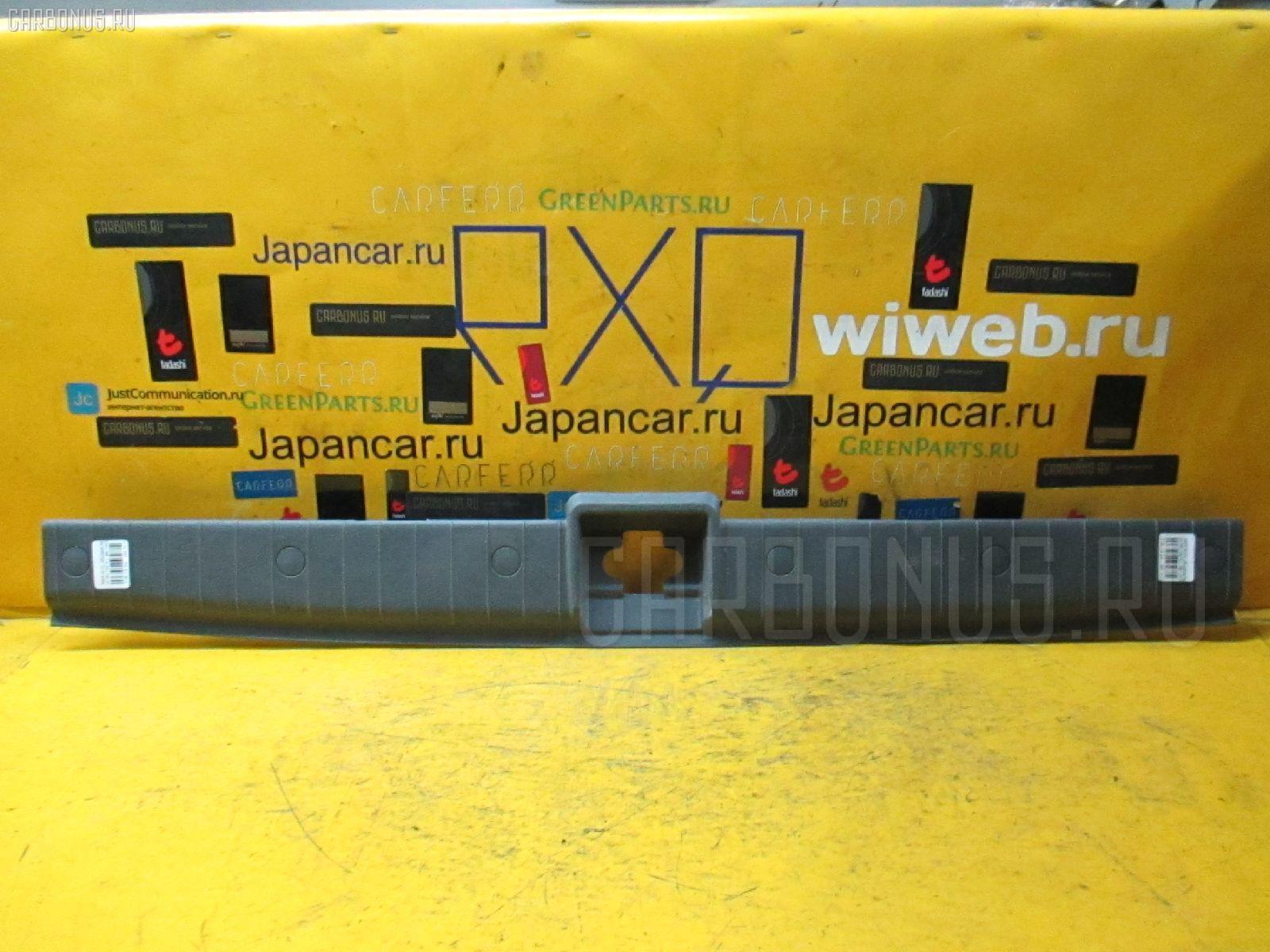Обшивка багажника MERCEDES-BENZ M-CLASS W163.154 Фото 1
