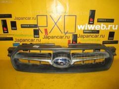 Решетка радиатора Subaru Legacy BP5 Фото 1