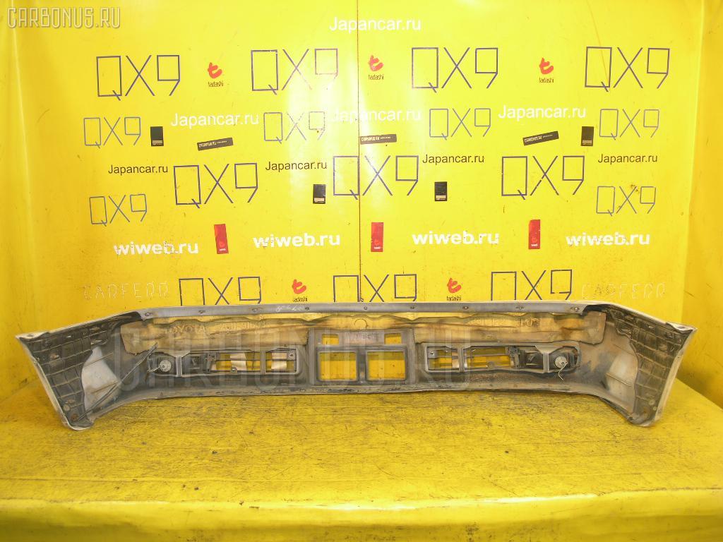 Бампер TOYOTA CRESTA LX80 Фото 2