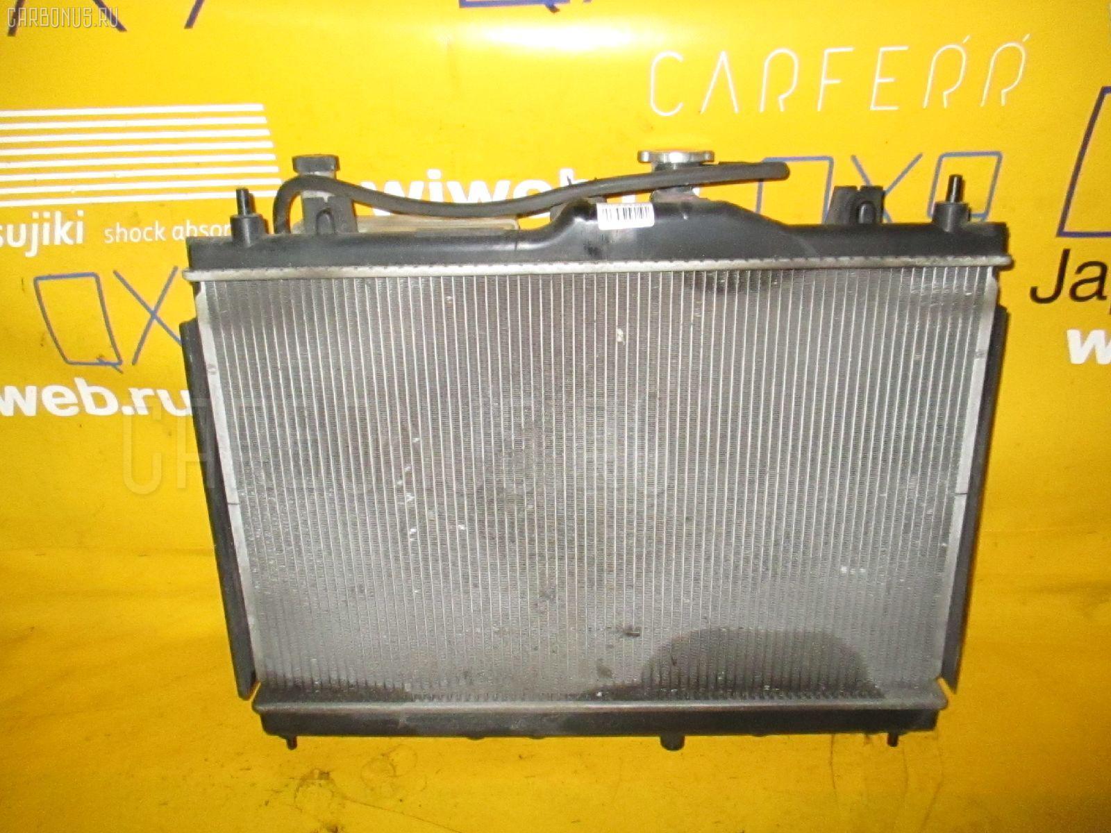 Радиатор ДВС NISSAN AD EXPERT VY12 HR15DE. Фото 9