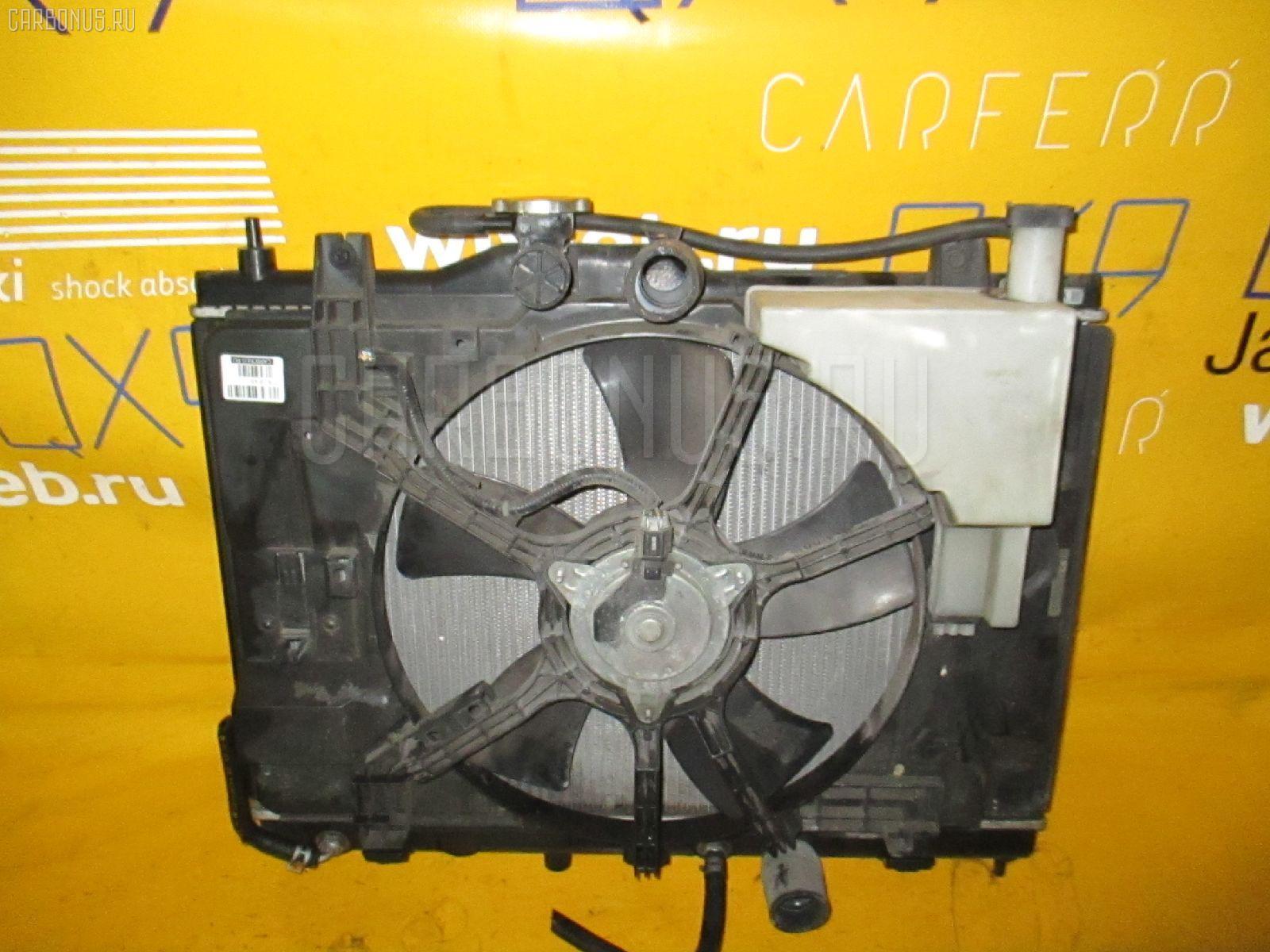 Радиатор ДВС NISSAN AD EXPERT VY12 HR15DE. Фото 10