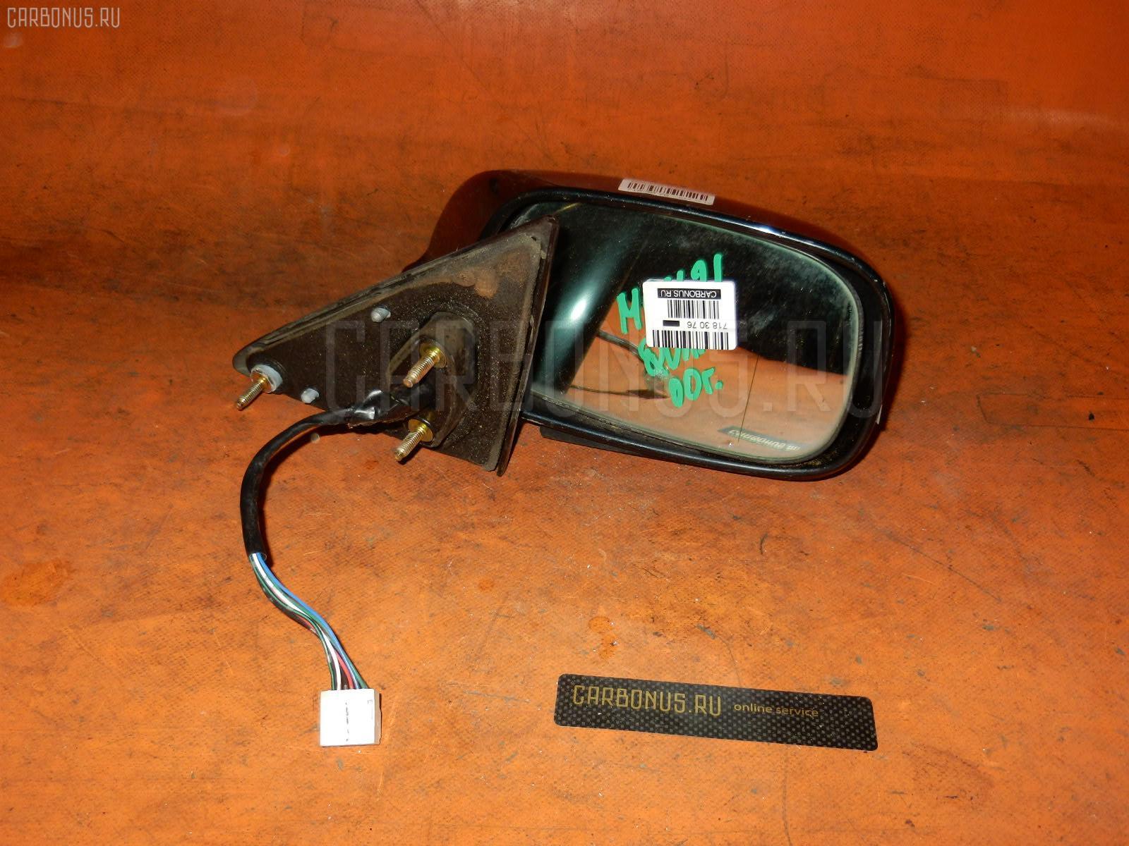 Зеркало двери боковой Toyota Mark ii qualis MCV21W Фото 1