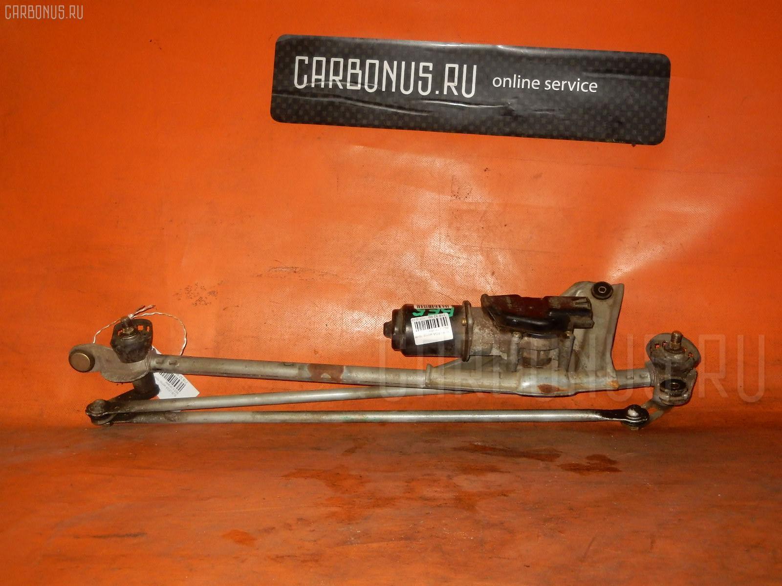 Мотор привода дворников SUBARU LEGACY B4 BE5 Фото 1