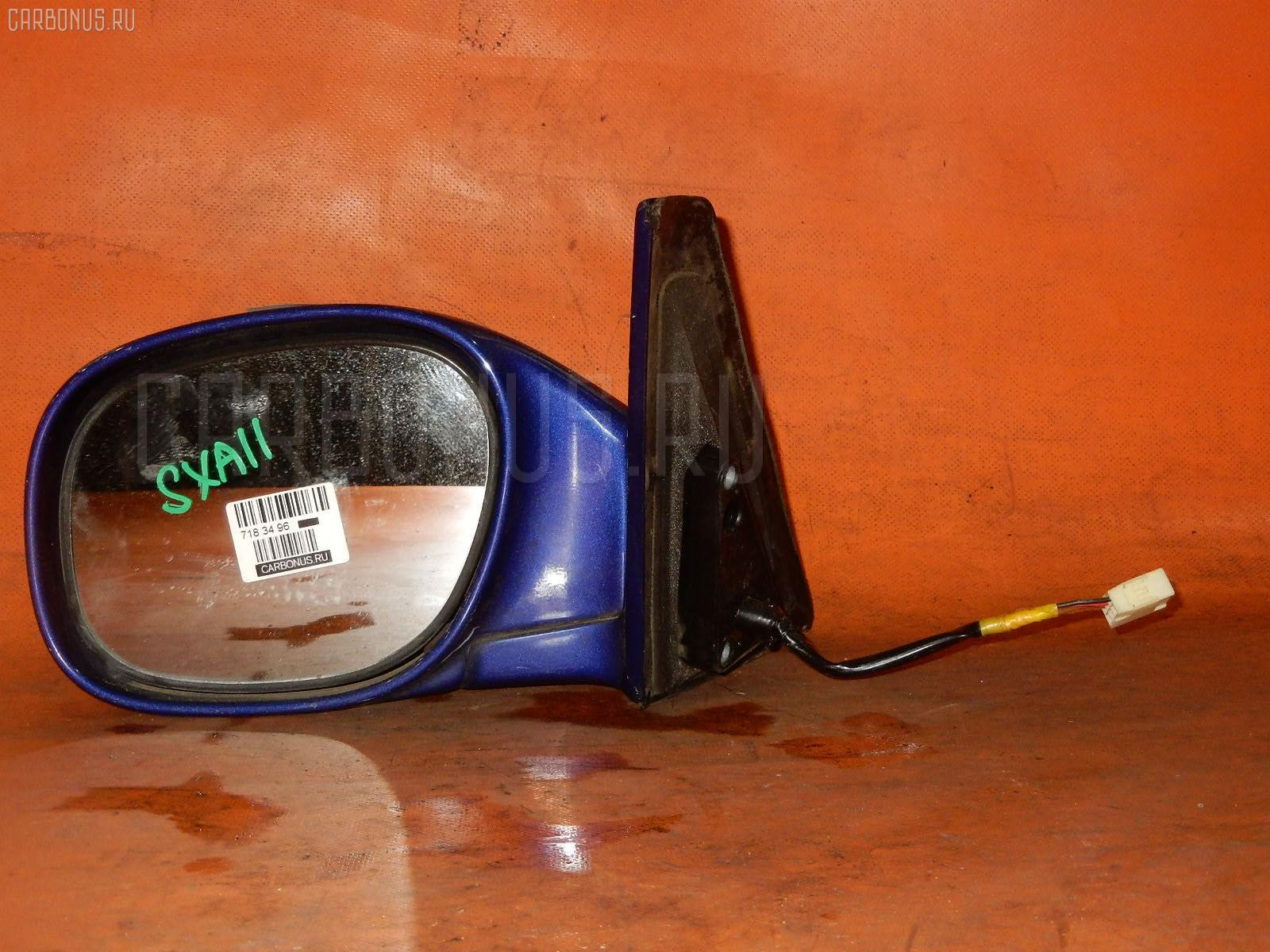 Зеркало двери боковой TOYOTA RAV4 SXA11G Фото 1