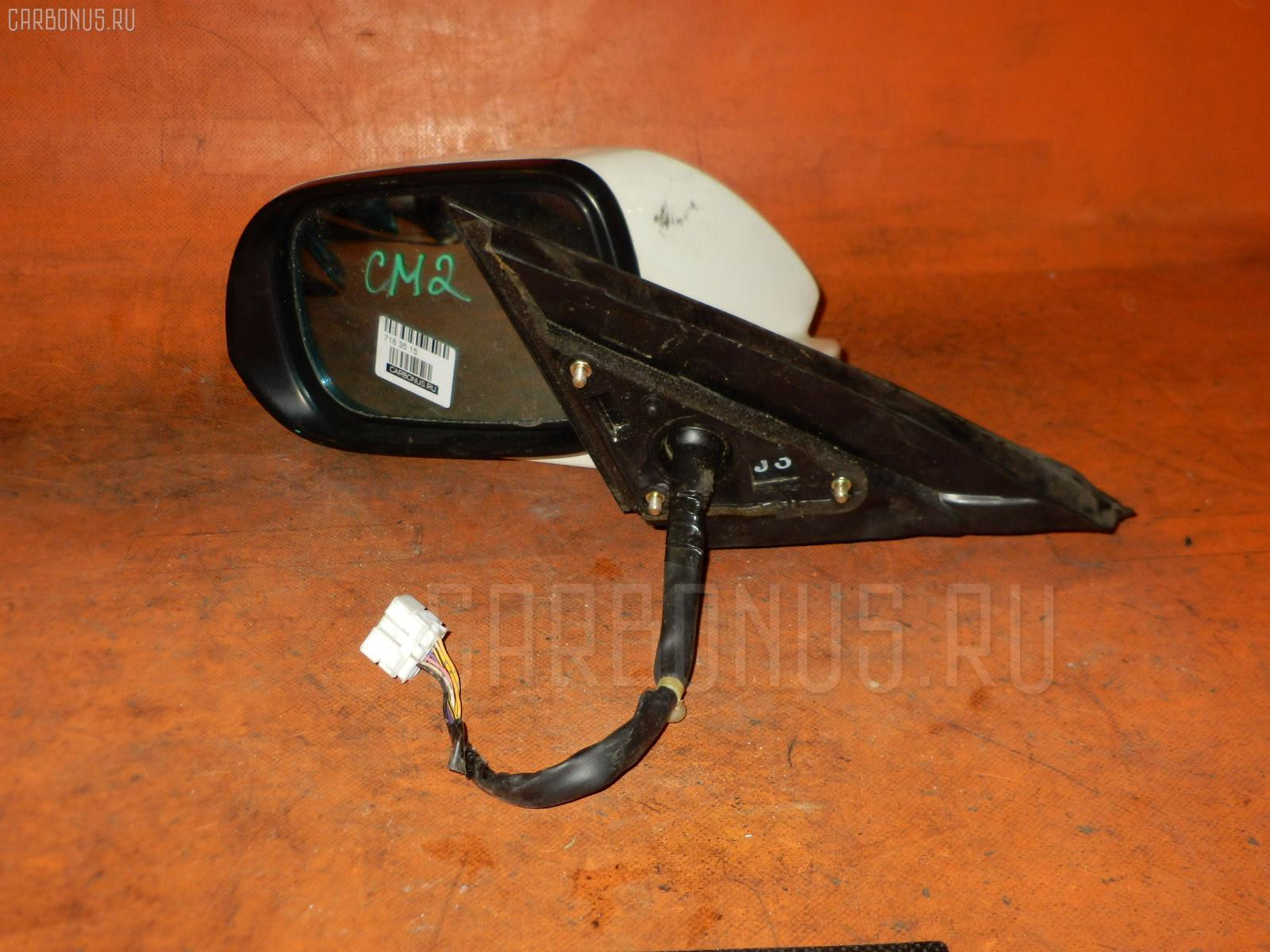 Зеркало двери боковой Honda Accord wagon CM2 Фото 1