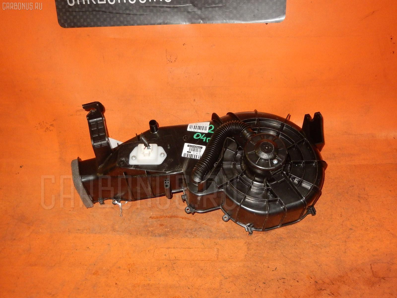 Мотор печки SUBARU IMPREZA WAGON GG2 Фото 1