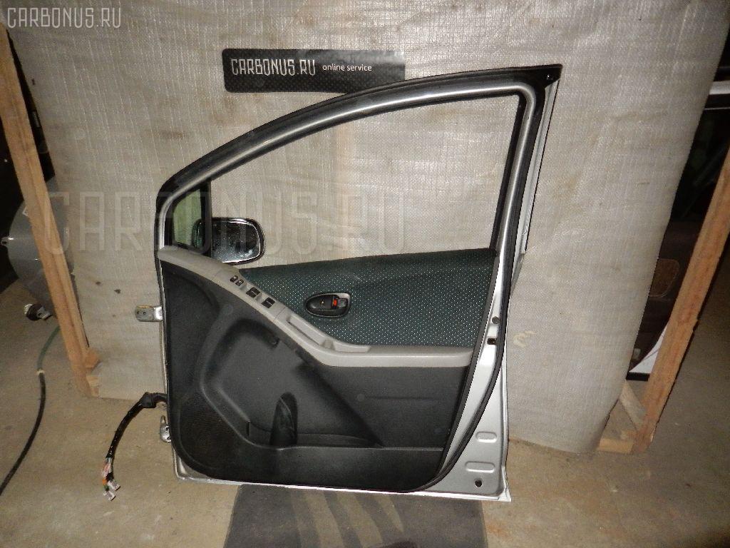 Дверь боковая TOYOTA VITZ KSP90. Фото 8
