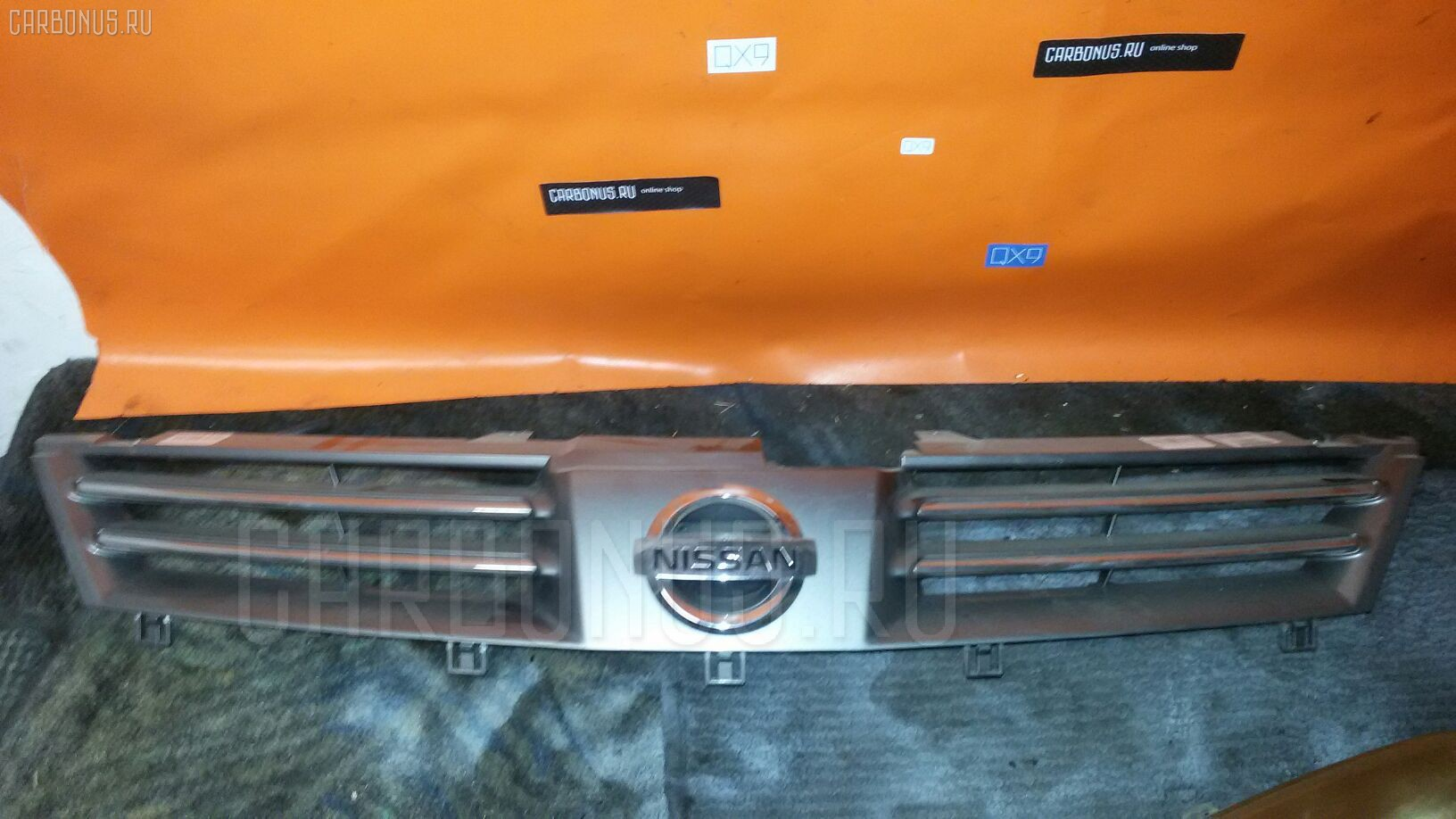 Решетка радиатора Nissan Wingroad WFY11 Фото 1