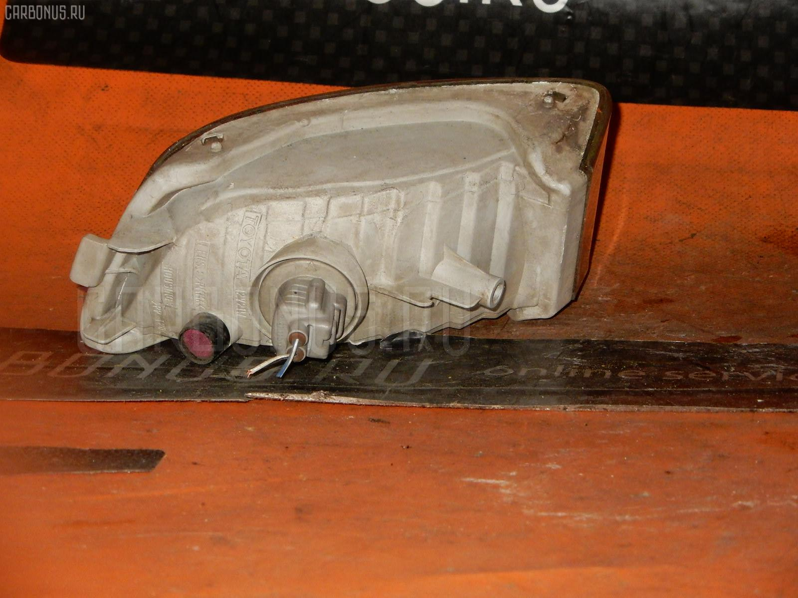 Поворотник бамперный Toyota Mark ii GX110 Фото 1
