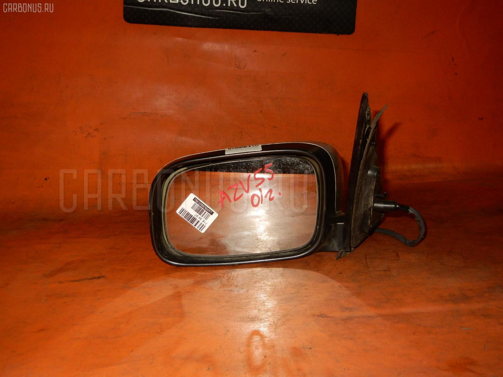 Зеркало двери боковой Toyota Vista AZV50 Фото 1