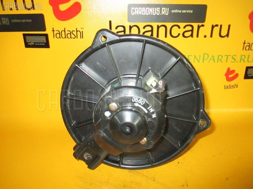 Мотор печки TOYOTA MARK II JZX90. Фото 9
